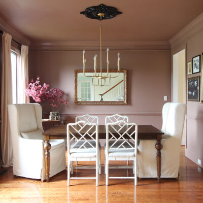 Monarch Manor: Dining Room Reveal