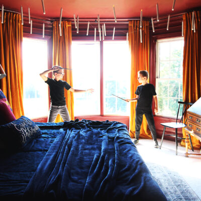 Monarch Manor: Harry Potter Kid's Room