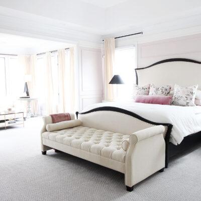 Monarch Manor: Master Bedroom Reveal