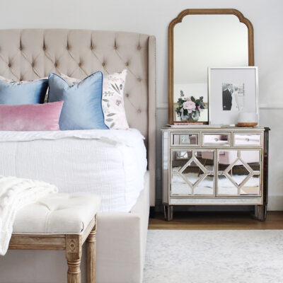 Monarch Revival: Guest Bedroom