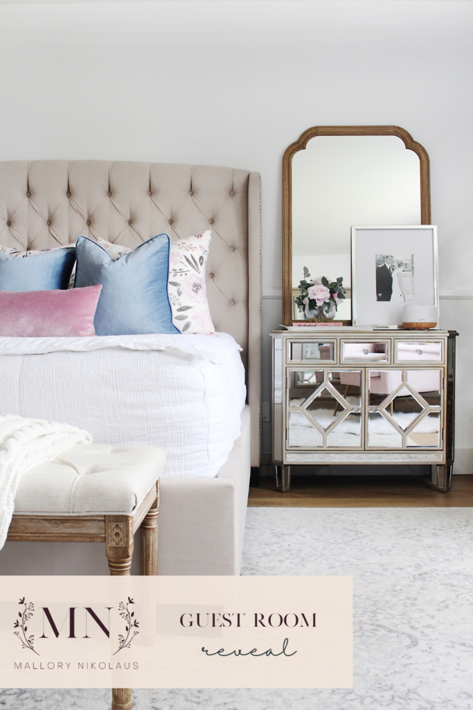 Guest Room Reveal Pin