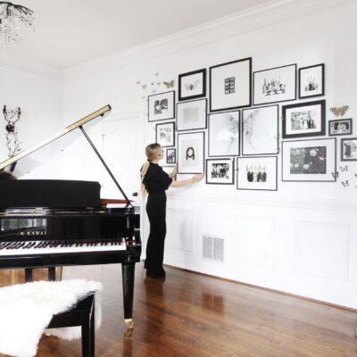 Monarch Revival: Music Room Reveal