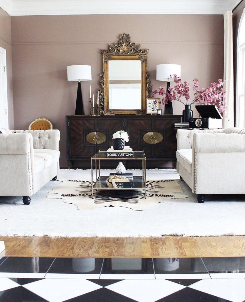Formal Living Room full shot